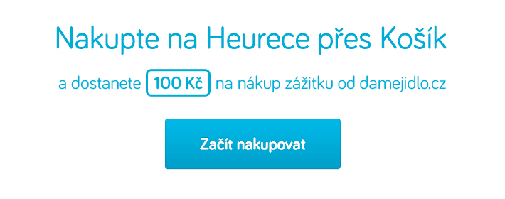 Poukaz sleva 100 Kč na DámeJídlo.cz